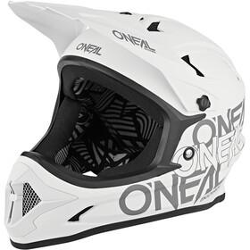 O'Neal Backflip Hjelm Solid, white